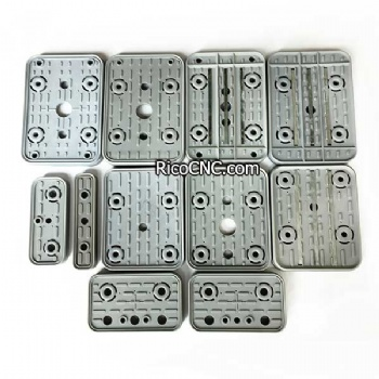 Rubber Suction Plates Gaskets Pads Replacement for CNC Vacuum Cups