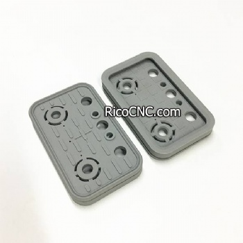 4-011-11-0196 Upper Vacuum Pad 125x75 Replacement for Homag Weeke CNC Pods