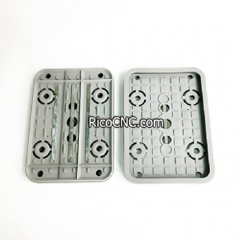 4-011-11-0340 Bottom Suction Plate 160x114 with Metal Inserts for Homag Weeke