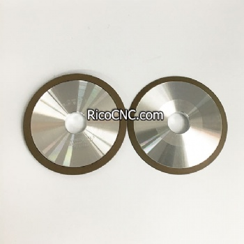 Diamond Resin Resharpen Grinding Wheels for Carbide Woodturning Lathe Tools Resharpment