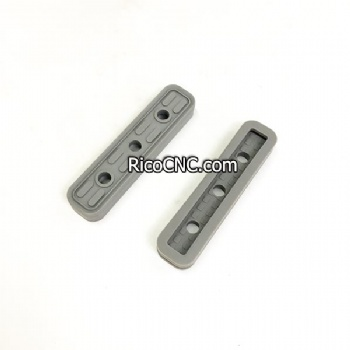 130x30mm Top Rubber Suction Plates for CNC Vacuum Pods Replacement